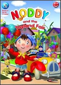 Okładka Noddy and the Toyland Fair (PC)