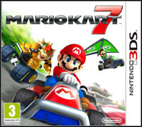 Game Box for Mario Kart 7 (3DS)