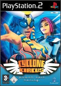 Okładka Cyclone Circus: Power Sail Racing (PS2)