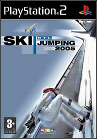 Game Box for RTL Ski Jumping 2005 (PS2)