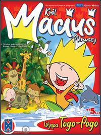 Okładka Little King Macius. The island of Togo-Pogo (PC)