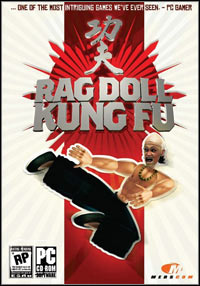 Game Box for Rag Doll Kung Fu (PC)