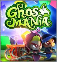Okładka Ghost Mania (Wii)