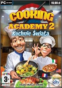 Okładka Cooking Academy 2: World Cuisine (PC)