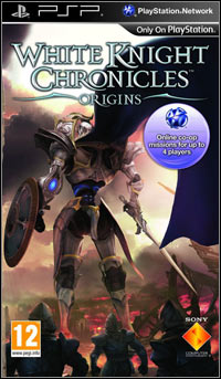 Okładka White Knight Chronicles: Origins (PSP)