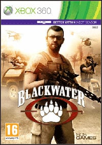 Game Box for Blackwater (X360)