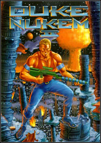 Okładka Duke Nukem II (PC)