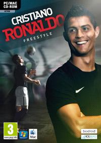 Okładka Cristiano Ronaldo Freestyle (PC)