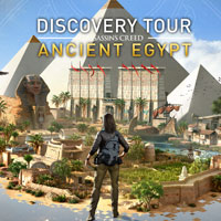 Okładka Discovery Tour by Assassin's Creed: Ancient Egypt (PC)