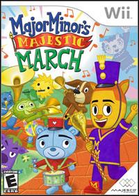 Okładka Major Minor's Majestic March (Wii)