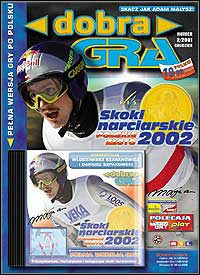 Game Box for Ski Jump Challenge 2002 (PC)