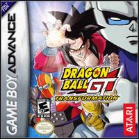 Okładka Dragon Ball GT: Transformation (GBA)