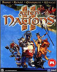Game Box for The Nations (PC)