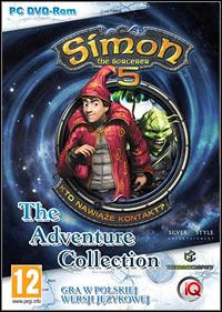Okładka Simon the Sorcerer: Who'd Even Want Contact? (PC)