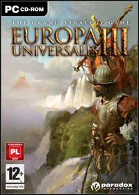 Okładka Europa Universalis III (PC)