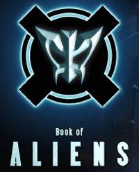 Okładka Book of Aliens (PC)