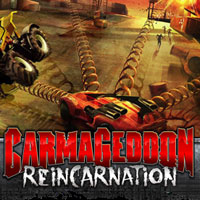 Okładka Carmageddon: Reincarnation (PC)