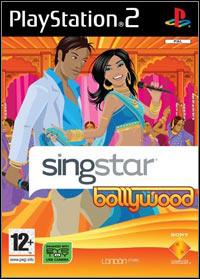Okładka SingStar Bollywood (PS2)