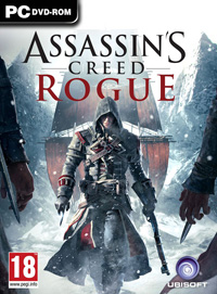 Game Assassin's Creed: Rogue (X360) cover