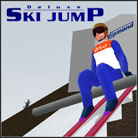 Game Box for Deluxe Ski Jump 3.0 (PC)