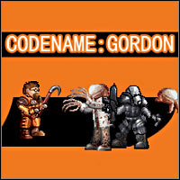 Okładka Codename: Gordon (PC)
