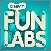 Kinect Fun Labs (X360 cover