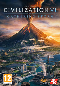 Okładka Sid Meier's Civilization VI: Gathering Storm (PC)