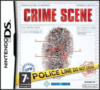 Okładka Crime Scene (NDS)