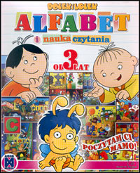 Okładka Bolek and Lolek. The alphabet and learning to read (PC)