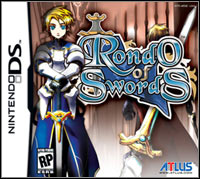 Game Box for Rondo of Swords (NDS)