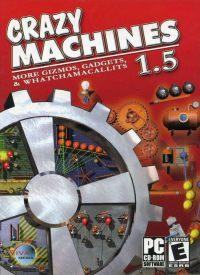 Okładka Crazy Machines 1.5: More Gizmos, Gadgets, & Whatchamacallits (PC)