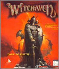Okładka Witchaven (PC)