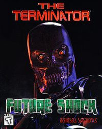 Okładka The Terminator: Future Shock (PC)