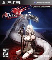 Drakengard 3 (PS3 cover