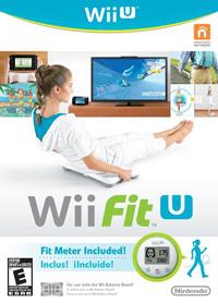 Wii Fit U (WiiU cover