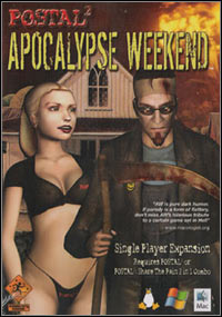 Okładka Postal 2: Apocalypse Weekend (PC)