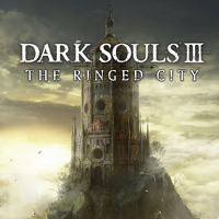 Game Dark Souls III: The Ringed City (PC) cover