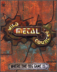 Game Box for Wild Metal Country (PC)