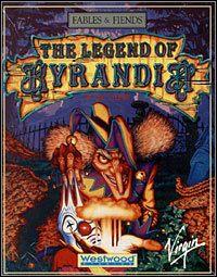 Okładka Fables & Fiends - The Legend of Kyrandia: Malcolm's Revenge, Book Three (PC)