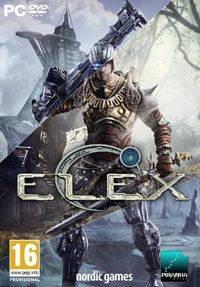 Game Elex (PS4) cover