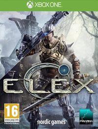 Game Elex (PC) cover
