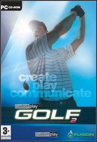 Okładka CustomPlay Golf 2010 (PC)