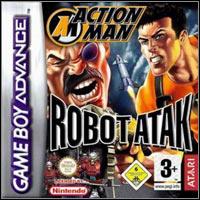 Okładka Action Man: Robot Attack (GBA)