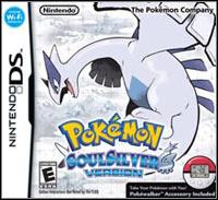 Okładka Pokemon SoulSilver (NDS)