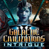 Okładka Galactic Civilizations III: Intrigue (PC)