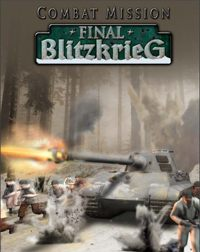 Okładka Combat Mission: Final Blitzkrieg (PC)
