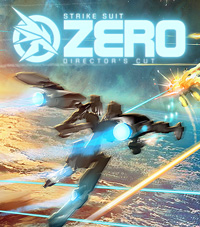Game Strike Suit Zero: Director's Cut (PC) cover