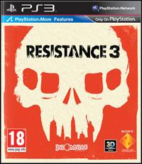 Okładka Resistance 3 (PS3)
