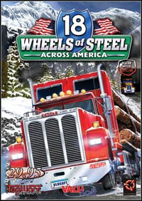Okładka 18 Wheels of Steel: Across America (PC)