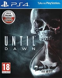 Game Box for Until Dawn (PS4)
